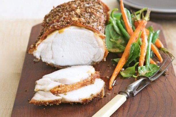 Pepper and coriander pork roast main image
