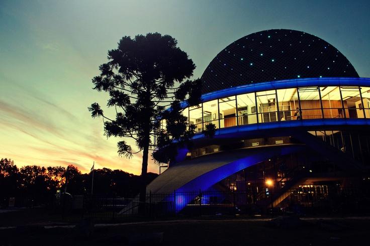 Planetario, Buenos Aires