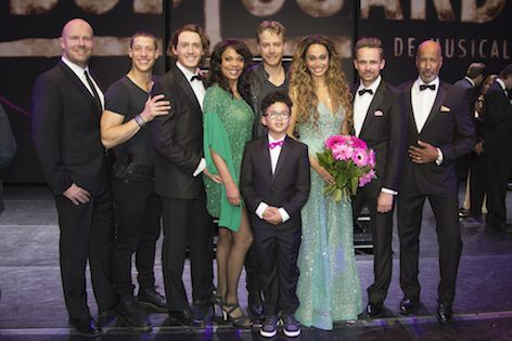 The cast of The Bodyguard ♡ Amazinggg