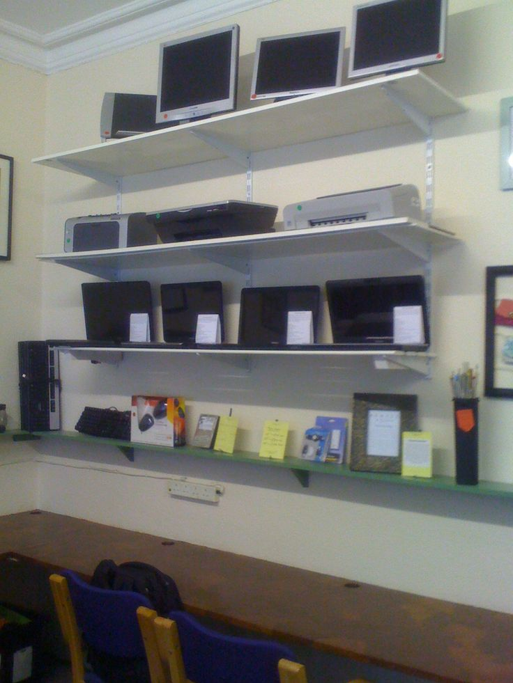 We also sell good-quality second-hand laptop and desktop computers.