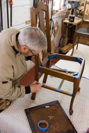 Chair Repair Video Tutorial Learn How To A