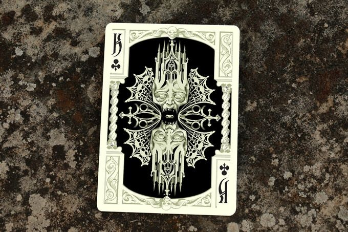 how to make a deck of playing cards