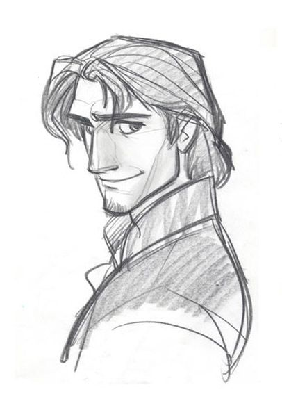 Living Lines Library: Tangled (2010) - Character: Flynn Ryder