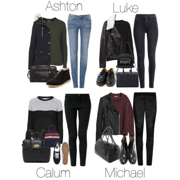 """""""5SOS Styles: Knit Jumpers"""" by fivesecondsofinspiration on Polyvore"""