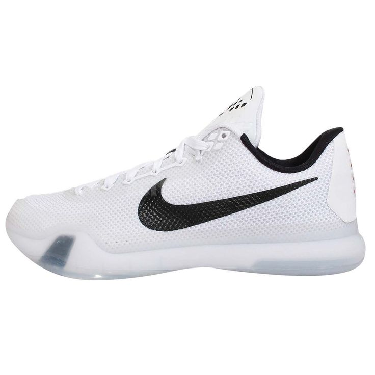nike basketball shoes all white. nike kobe x 10 ep fundamentals beethoven bryant 24 mens basketball shoes all white d