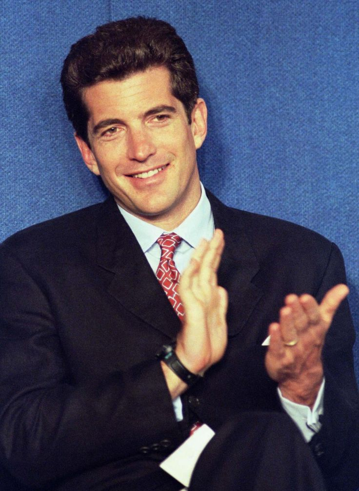 John F. Kennedy Jr. (1960–1999) was an American lawyer, journalist, & magazine publisher. He was the only surviving son of Pres. John F. Kennedy & First Lady Jacqueline Kennedy. His father was assassinated three days before his third birthday. In 1995, he launched George magazine, using his political & celebrity clout to publicize it. Kennedy died in the crash of a plane he was piloting, along with his wife Carolyn Bessette-Kennedy, & her elder sister Lauren, on their way to Martha's…