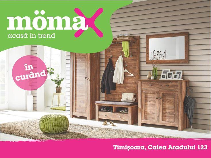 Catalog mömax Mobilier Decoratiuni si Accesorii in Romania din 8 Martie 2018! Astazi joi, 8 Martie, de la ora 7:00 se deschid portile in noul magazin mömax Romania.