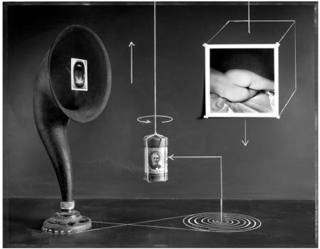 John Chervinsky   Studio Physics (Experiment in Perspective)   Media or Message