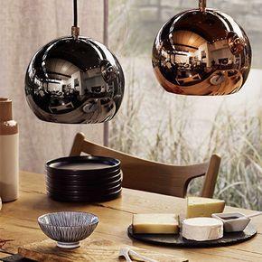 Lampe in Kupfer - 89€
