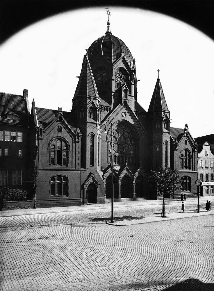 Synagoge 1910, Königsberg