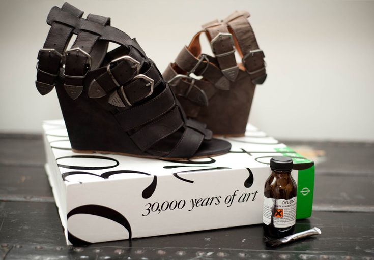 Will Black Leather Shoe Dye Cover Scuffs