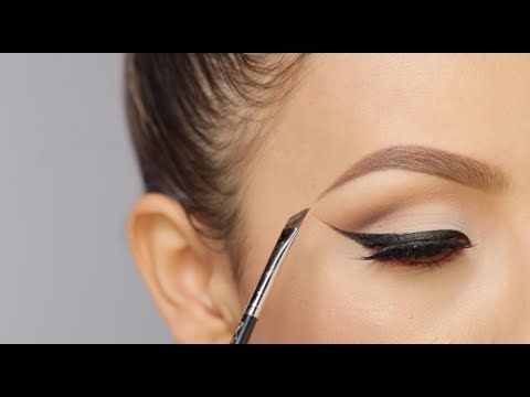 Excellent tutorial for beautifully sculpted brows! EYEBROW TUTORIAL - YouTube