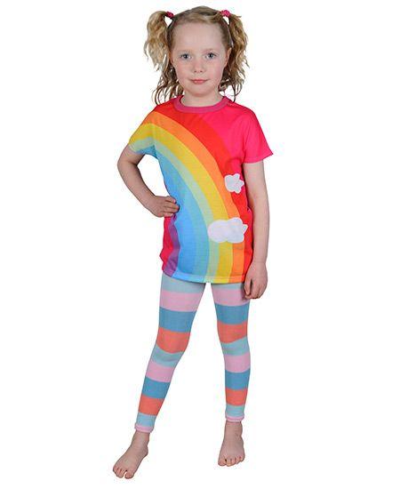 Rainbow T by deezo