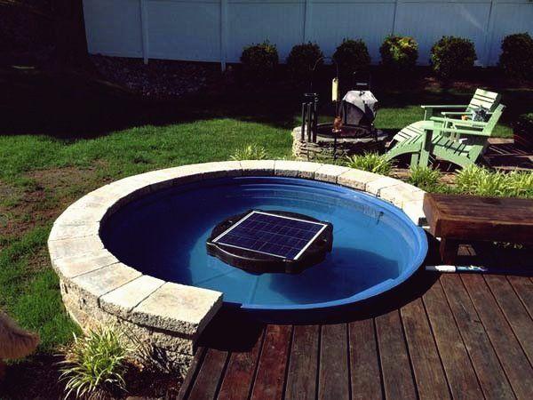 Diy Galvanized Stock Tank Pool Gegen Die Sommerhitze Stock Tank Pool Diy Stock Tank Swimming Pool Tank Pool