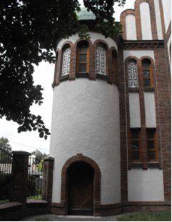Evangélikus templom Kaposvár- Szecesszió
