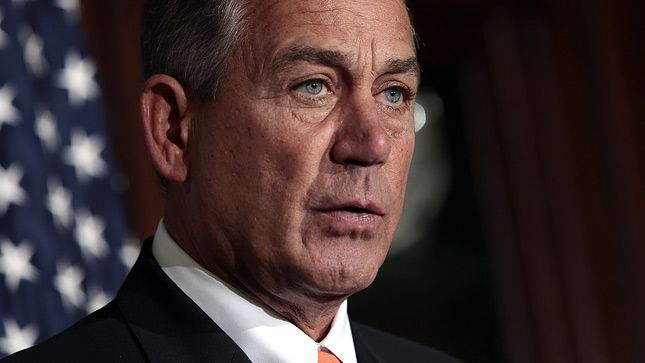 OPINION | Boehner, Cantor are in position to end the Tea Party's death grip.