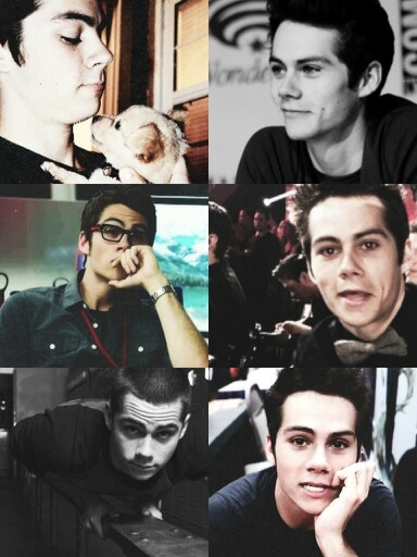I'm obsessed with Dylan O'Brien<3