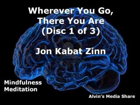 Jon Kabat Zinn - Wherever You Go, There You Are! (Part 1 of 3)