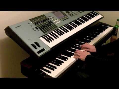 Should (Original Solo Piano) by Paul Doolan, Music Composer, on Yamaha P-155 Digital Piano