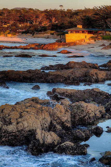 The Walker House, Carmel by the Sea