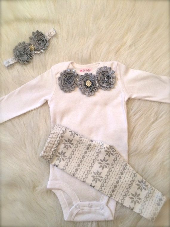 Newborn Girl Take Home Outfit Baby Girl by Giabellasbowtique