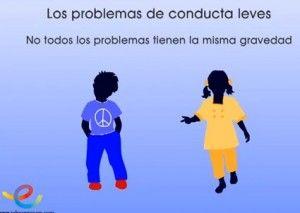 Problemas de conducta en los niños desobedientes