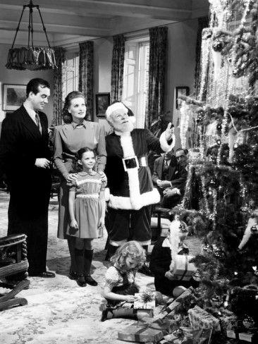 Miracle on 34Th Street, John Payne, Maureen O'Hara, Natalie Wood ...