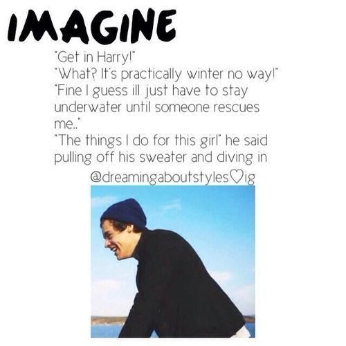 Lol you couldn't catch me in water during the winter but I'd definitely push him in :)