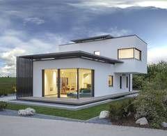 171 best images about haus & fassade on pinterest - Moderne Haus Architektur