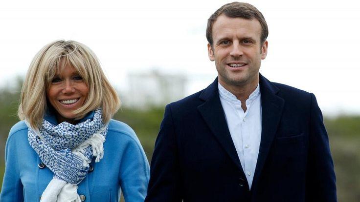 Aos 64 anos, três filhos e seis netos, ela será, provavelmente, a futura primeira-dama da França. Na contramão do machismo social reinante, que aprova a diferença de idade entre casais desde que o mais velho seja o homem, Brigitte Trogneux é 24 anos mais velha do que Macron, 39 anos, que não...