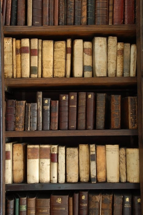 mhmm.: Books Covers, Libraries, Vintage Books, Antiques Books, Covers Books, Books Collection, Antique Books, Leather Books, Old Books