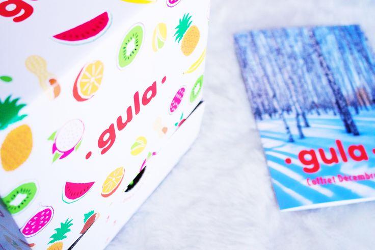 J'ai découvert il y a peu de temps la Gula Box. C'est une box de type culinaire dont le concept est on ne peut plus simple, tous les 9 du mois vous recevez chez vous votre box contenant une sélecti…