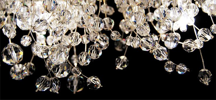 Wissh crystal chandelier #Manooi #Chandelier #CrystalChandelier #Design #Lighting #Wissh #luxury #furniture