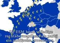 """""""De lidstaten die de euro als munt hebben mogen een stabiliteits mechanisme creëren om te activeren als dat noodzakelijk is om de stabiliteit van de eurozone als geheel veilig te stellen."""" Het gaat dus al lang niet meer om financiële stabiliteit alleen. Ook het bespieden van wakkere burgers, het inperken van burgerrechten, het instellen van censuur en alles wat in naam van de stabiliteit verzonnen kan worden, kan vanaf 1 januari 2013 volkomen legaal aan nieuwe of bestaande Brusselse organen…"""
