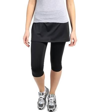 knee length running skirts search modest dress
