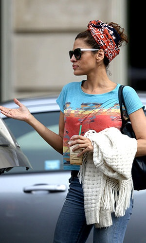Why am I not Eva Mendes?