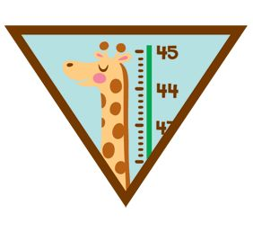 Girl Scout Brownie My Best Self Badge. We only get one body, so it's important to take care of it! Learn to pay attention to what your body needs and ask for health help if you need it—so you can keep yourself feeling great.