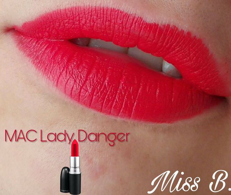 MAC Rossetto Lady Danger – Review & swatch