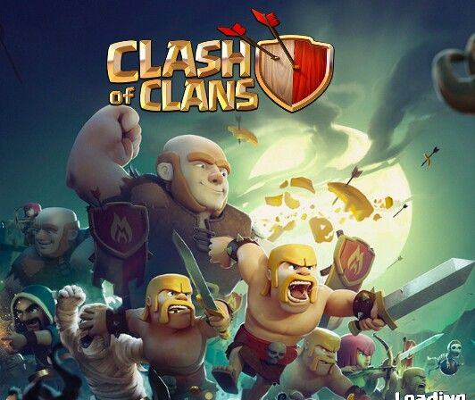 clash of clans phone wallpaper