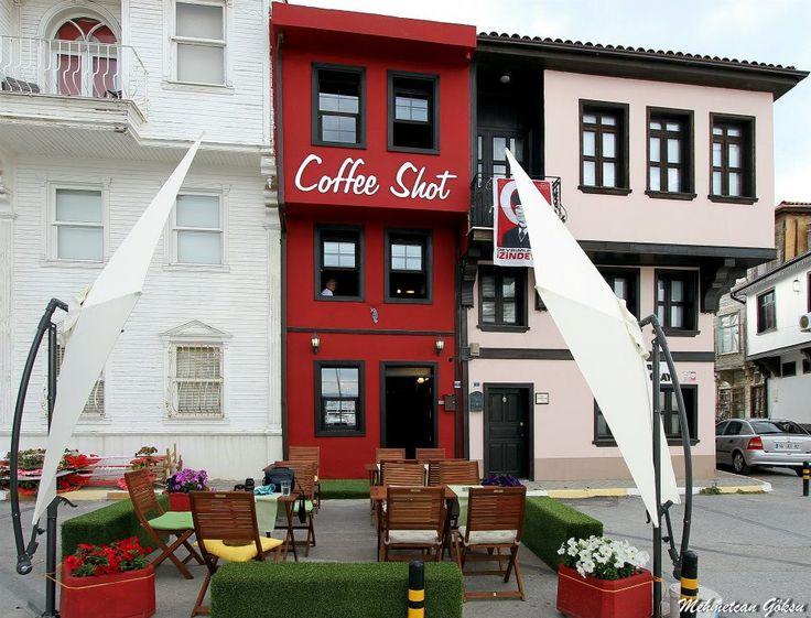 Türkiye Bursa Mudanya /coffe shot