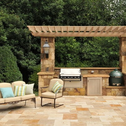 14 best outdoor kitchen images on Pinterest | Outdoor kitchens ...