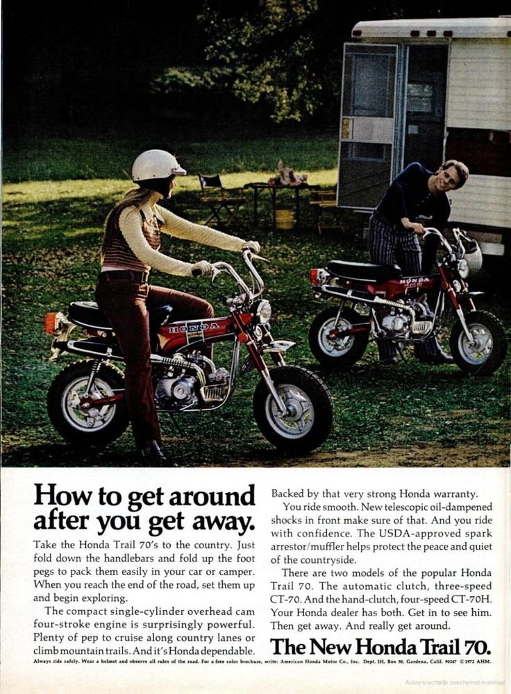 105 best ct 70 images on pinterest crotch rockets vespas and honda ct70 and ct70h 1972 sciox Image collections