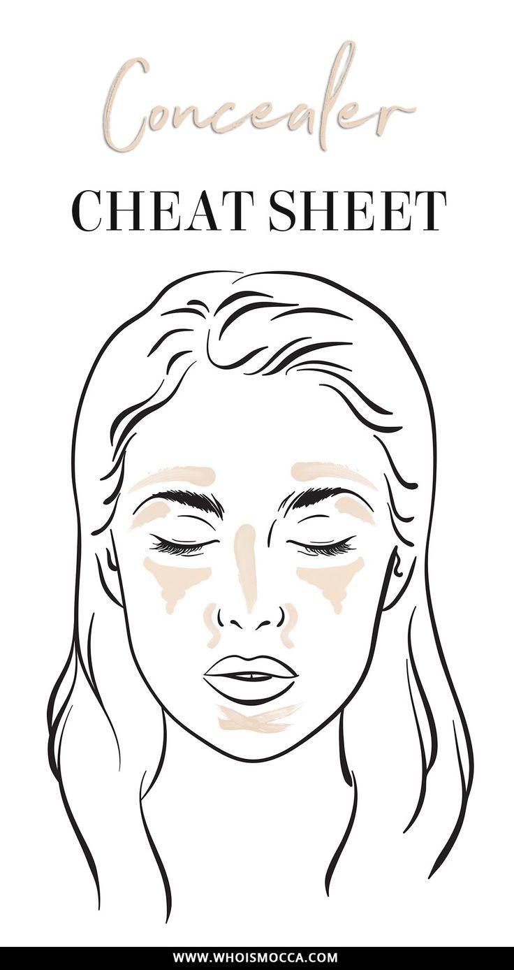 How to: Concealer richtig auftragen + 7 geniale Beauty-Hacks