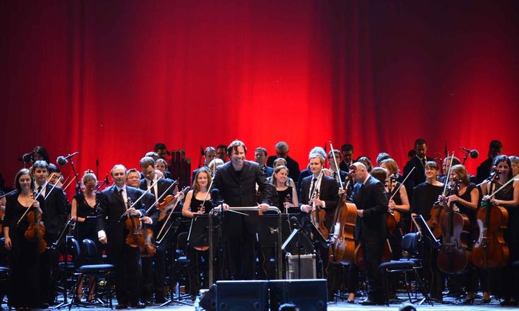 Sydney Symphony finale at Parramatta Park