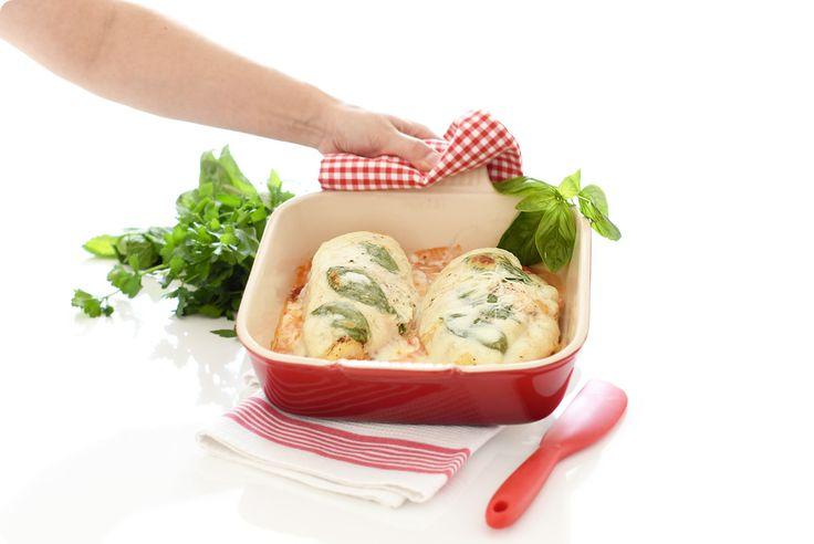 Las recetas sencillas nos quitan mucho trabajo, es el caso de estas pechugas de pollo margarita, que se hacen solas en el horno en 25 minutos.