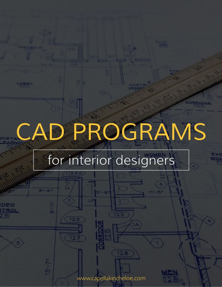 Look no further than here for the best CAD software for your interior design business.  These are the top tools for your drawings and renderings.