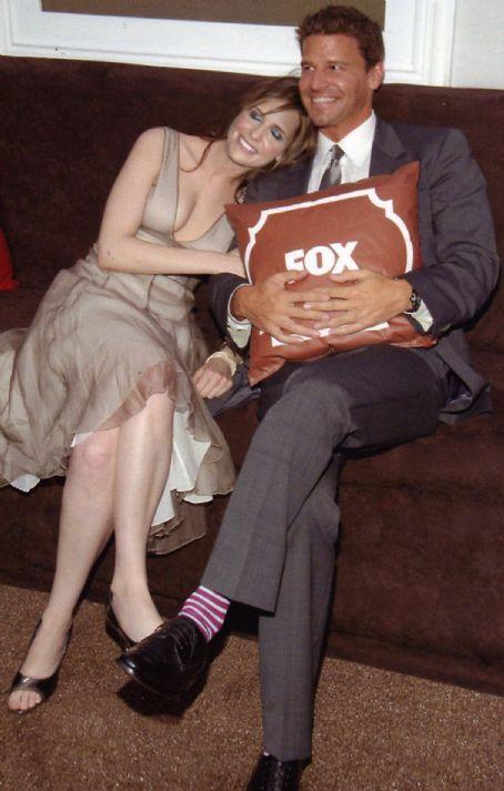 Sarah Michelle Gellar & David Boreanaz | Favourites ...