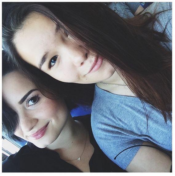 6 Reasons Why Madison De La Garza Reminds Us of Big Sis Demi Lovato
