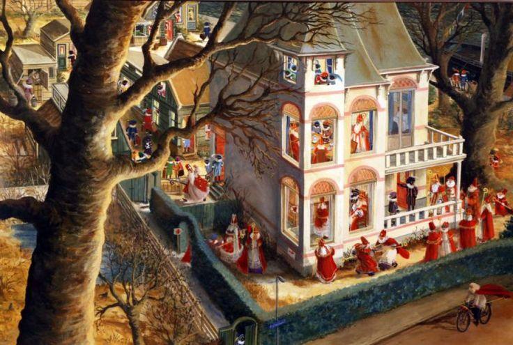 Charlotte Dematons Sinterklaas