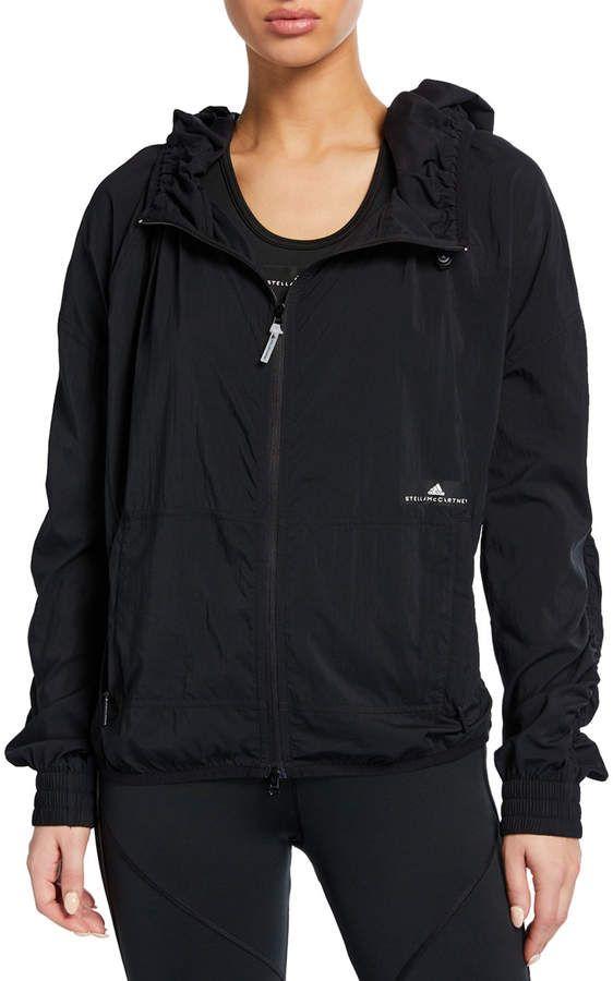 adidas by Stella McCartney Run Light Damen Trainingsjacke XS